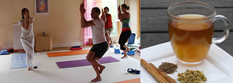 Stage Yoga & Ayurveda