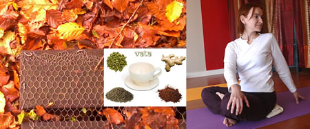 2013 week-end yoga & ayurveda - automne