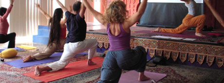 Week-end Yoga et Ayurveda 2014 - Maison de l'Inde, Paris