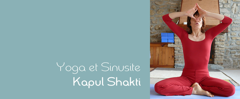 Yoga en cas de sinusite