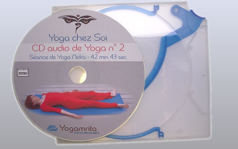 1e fête internationale du yoga – Yoga Nidra mp3